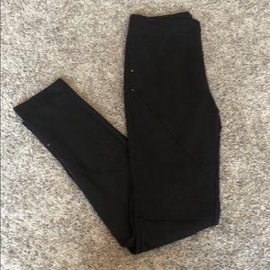 Vs cotton Ponte leggings